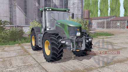 JCB Fastrac 3230 Xtra more configurations para Farming Simulator 2017