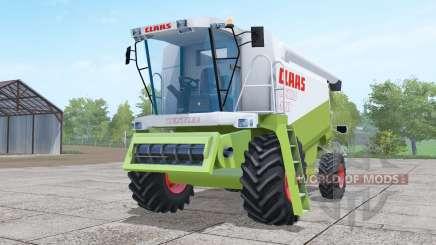 Claas Lexion 480 working mirrors para Farming Simulator 2017