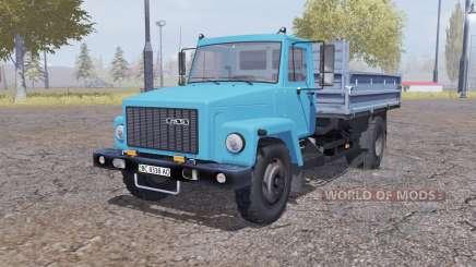 3309 GAS 1995 para Farming Simulator 2013