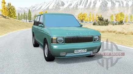 Land Rover Range Rover Vogue 1992 para BeamNG Drive