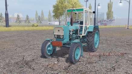YUMZ 6КЛ animación puertas para Farming Simulator 2013