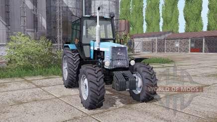 MTZ-1221 Belarús animación de piezas para Farming Simulator 2017