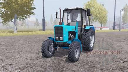 MTZ 82.1 PKU-0.8 para Farming Simulator 2013
