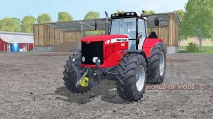 Massey Ferguson 6495 Dyna-6 2004 para Farming Simulator 2015