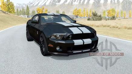 Shelby GT500 para BeamNG Drive