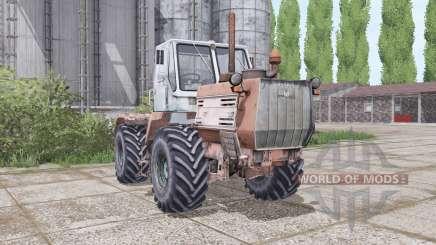 T-150K de la animación de las partes para Farming Simulator 2017