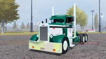 Peterbilt 281 v1.2 para Farming Simulator 2013