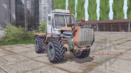 T-150K gama de configuraciones para Farming Simulator 2017