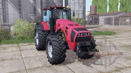 Belarús 4522 ruedas duales para Farming Simulator 2017