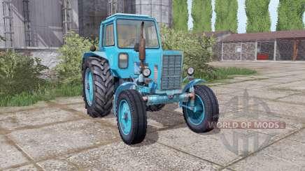 MTZ 80 Belarús 4x4 animación de piezas para Farming Simulator 2017