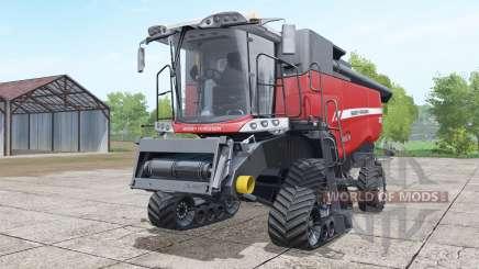 Massey Ferguson 9380 Delta crawler para Farming Simulator 2017