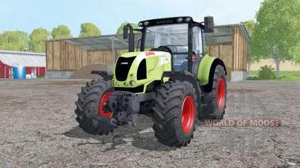 CLAAS Arion 620 control interactivo para Farming Simulator 2015