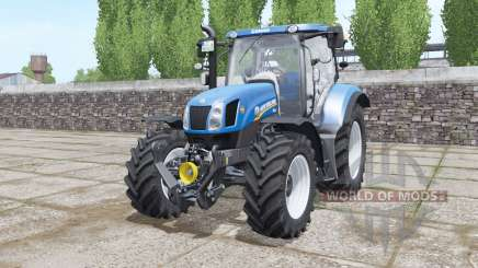 New Holland T6.155 Tier 4A para Farming Simulator 2017