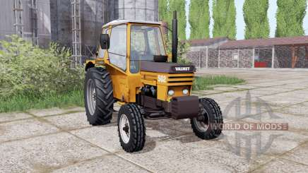 Valmet 502 with weight para Farming Simulator 2017