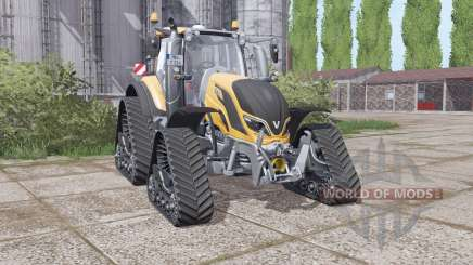 Valtra T214 crawler modules para Farming Simulator 2017