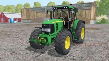John Deere 6620 para Farming Simulator 2015