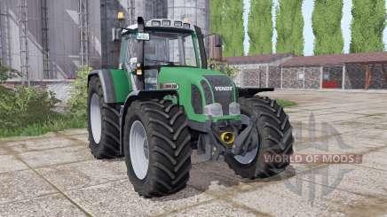 Fendt Favorit 926 Vario interactive control para Farming Simulator 2017