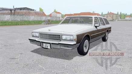Chevrolet Caprice Classic Estate para Farming Simulator 2017