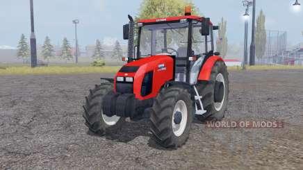 Zetor Proxima 8441 2004 front loader para Farming Simulator 2013