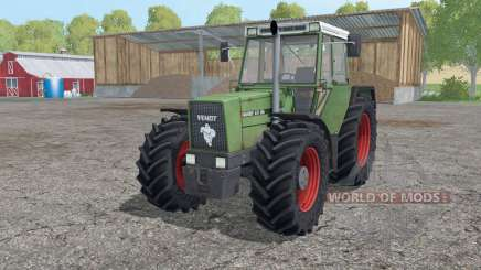 Fendt Favorit 611 LSA loader mounting para Farming Simulator 2015