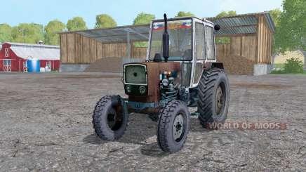 YUMZ 6КЛ animación de piezas para Farming Simulator 2015