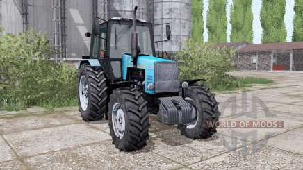 MTZ-1221 Belarús SAREx para Farming Simulator 2017
