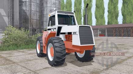 Case 2670 twin wheels para Farming Simulator 2017