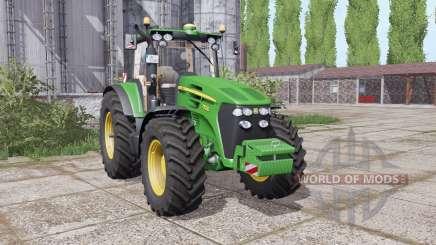 John Deere 7830 delantero de peso para Farming Simulator 2017