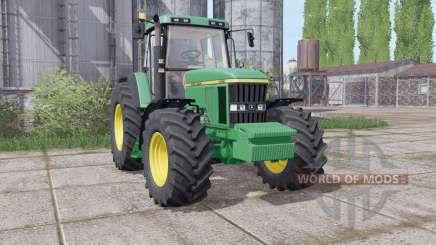 John Deere 7610 front weight para Farming Simulator 2017