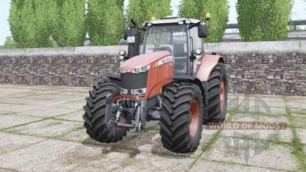 Massey Ferguson 7719 more configurations para Farming Simulator 2017