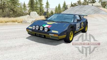 Civetta Bolide Rally v0.2.0.1 para BeamNG Drive