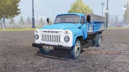 GAZ 53 v2.0 para Farming Simulator 2013