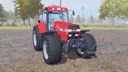 Case IH 7250 Pro twin wheels para Farming Simulator 2013