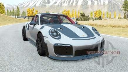 Porsche 911 GT2 RS (991) 2017 para BeamNG Drive