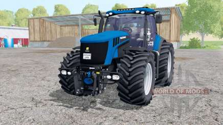 JCB Fastrac 8310 with weight para Farming Simulator 2015