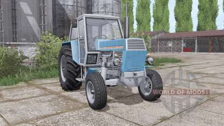 Zetor 8011 wheels weights para Farming Simulator 2017