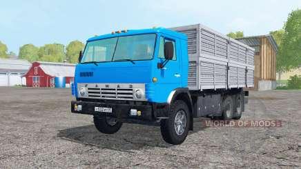 KamAZ 53212 con remolque para Farming Simulator 2015