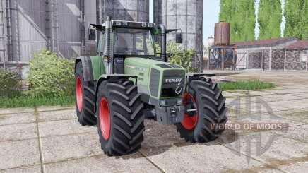 Fendt Favorit 924 Vario 1997 para Farming Simulator 2017