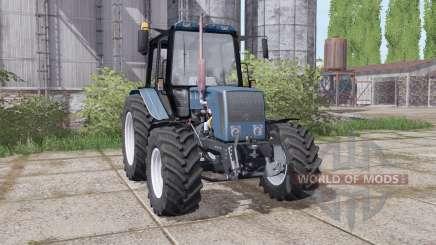 Belarús 826-montaje del cargador para Farming Simulator 2017