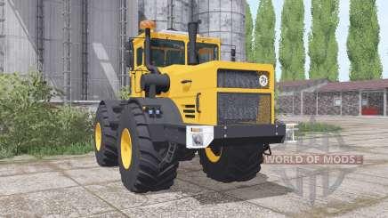Kirovets K-700A amarillo para Farming Simulator 2017
