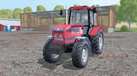 Belarús 1025.3 animación de piezas para Farming Simulator 2015
