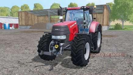 Case IH Puma 240 CVX interactive control para Farming Simulator 2015