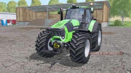Deutz-Fahr Agrotron 9340 TTV para Farming Simulator 2015