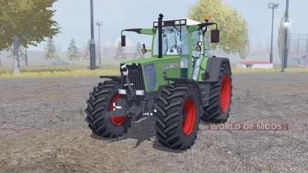 Fendt Favorit 818 twin wheels para Farming Simulator 2013