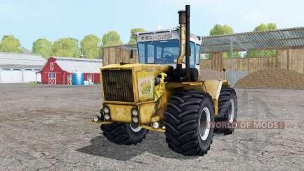 Raba-Steiger 250 twin wheels para Farming Simulator 2015
