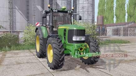 John Deere 6630 Premium animation parts para Farming Simulator 2017