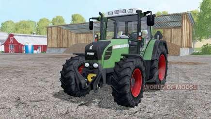 Fendt 312 Vario TMS change wheels para Farming Simulator 2015