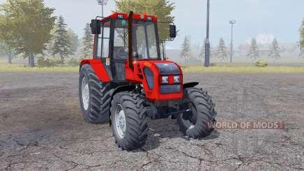 Belarús 1025.4 animación de piezas para Farming Simulator 2013