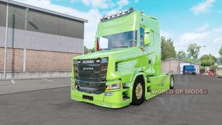 Scania T730 Next Gen v1.1 para Euro Truck Simulator 2