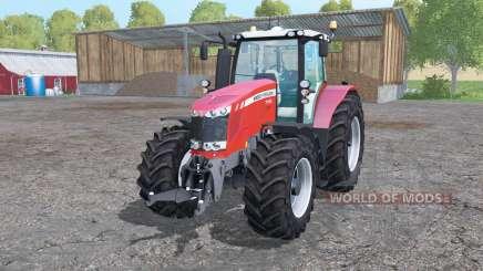 Massey Ferguson 7726 animation parts para Farming Simulator 2015